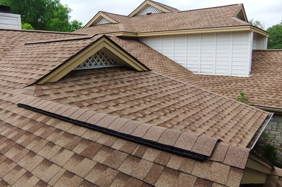 Shingled Roofs